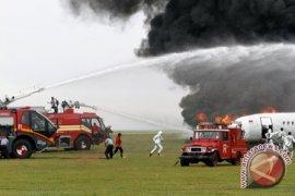 Bandara Ngurah Rai Simulasi Kecelakaan