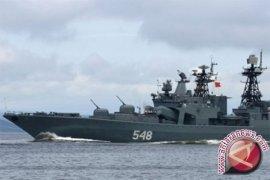 Rusia akan tingkatkan kekuatan angkatan laut