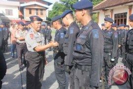 100 Brimob Polda Bali Dikirim ke Papua