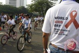 Dinkes Libatkan Komunitas Waria Kampanyekan Bahaya HIV/AIDS