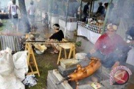 Putra Menteri Koperasi sajikan kuliner spesial