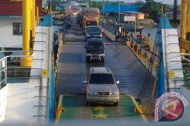 Dermaga Kedua Pelabuhan Feri Rampung Maret 2013