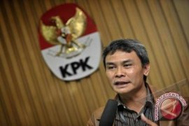 Johan Budi Natakan Tolak Draf RUU KPK