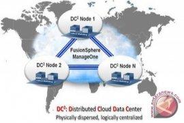 Huawei Meluncurkan Arsitektur Pusat Data Generasi Terbaru untuk Era Cloud