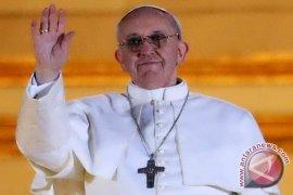 Paus Minta Paroki Eropa Tampung Keluarga Pengungsi