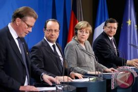 Uni Eropa: gencatan senjata di Libya
