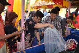 DKP Gorontalo Utara Targetkan Produksi Perikanan Budidaya 100 Ton/Tahun