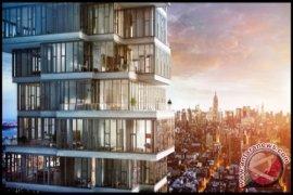 Penjualan 56 Leonard Street yang Dirancang oleh Herzog & de Meuron telah Diresmikan di New York City