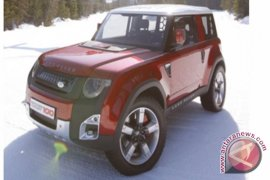 Land Rover Akan Saingi SUV Bentley