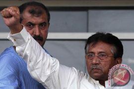Wah, Mantan Presiden Pakistan Pervez Musharraf divonis mati