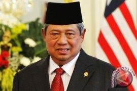 Presiden Coblos Pilkada Kabupaten Bogor