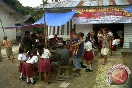TNI di perbatasan dilibatkan penyuluhan kesehatan