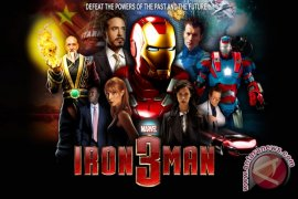 Iron Man 3 akan guncang bioskop di China