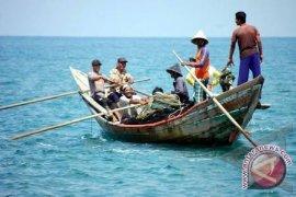 DKP Bangka Barat Latih Keterampilan Keselamatan Nelayan