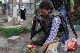 Militer Suriah Tewaskan 125 Gerilyawan di Hama