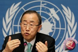 PBB Umumkan Kematian Dua Prajurit Perdamaian