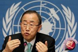 Sekjen PBB Kutuk Pembunuhan Prajurit Pemelihara Perdamaian Di DRC