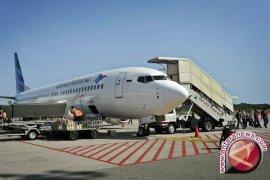 Garuda Layani Imigrasi di Penerbangan Shanghai-Jakarta