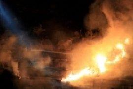Kebakaran lahan di China tewaskan 19 orang