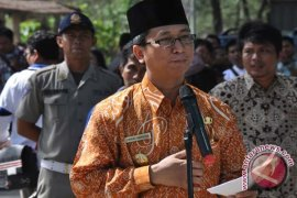 Dian dan Sultan calon wakil gubernur bengkulu