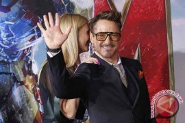 Iron Man 3 Film Tersukses 2013