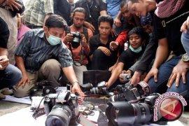 Ribuan Sukarelawan Deklarasi Kebangsaan di Tugu Proklamasi