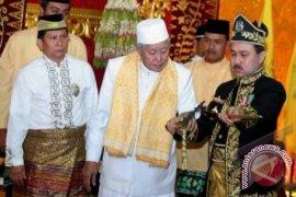 Milad Kesultanan Banjar ke-510 Dihadiri Sejumlah Sultan