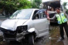 Tabrakan maut di jalur Boyolali-Salatiga tewaskan tujuh orang