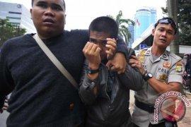 Provokator Ricuh KPK Ditangkap