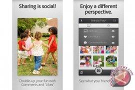 Adobe Terjun di Pasar Aplikasi Berbagi Foto