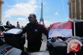 Biker Asal Indonesia di Kanada