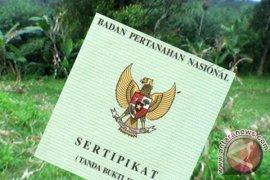 Targetkan 10.000 sertifikat PTSL Bogor selesai April