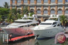 Pameran Kapal Pesiar 'Yacht' di Sunda Kelapa