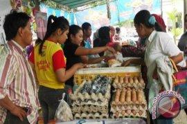 Pasar Murah Di Samarinda Diserbu Warga