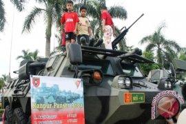 Kasad Buka Baksos TNI di Tenggarong