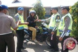 Polres Kota Bengkulu tindak 1.245 pelanggar