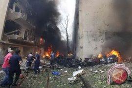Bom Beirut di Benteng Hizbullah Cederai 53 Orang
