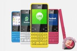 "Ponsel ""Gaul"" Nokia Asha 210 Dibanderol Rp699.000"