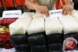 Enam Jaringan Pengedar Narkoba Sukabumi Diungkap