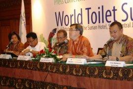"""""""World Toilet Summit"""" Dorong Pemda Peduli Sanitasi"""