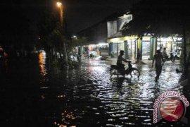 Empat Kecamatan di Jaksel banjir