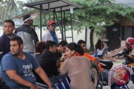 Polres Sukabumi pulangkan imigran gelap ke tempat penampungan
