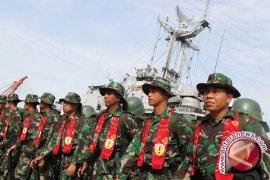 Danrem 045: Keluarga TNI Siap Nangun NKRI