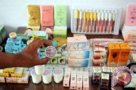 Ratusan Kosmetik Impor Mengandung Zat Berbahaya