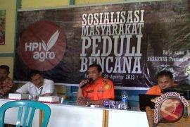HPI-Agro SAR-BPBD Melakukan Sosialisasi Masyarakat Peduli Bencana