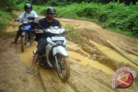 Bupati Targetkan Jalan Poros Kuala Mandor Segera Tuntas
