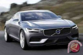 Volvo Concept Coupe Akan Dipasarkan Tahun Depan