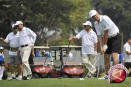 Garuda Gelar Turnamen Golf Amatir