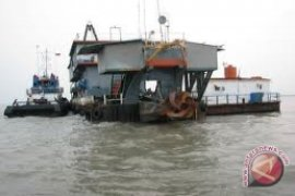 PT Timah Operasikan Kapal Keruk Kundur