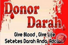 PMI : Donor Darah Suka Rela Perlu Ditingkatkan